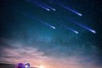 Eclissi di sole e stelle cadenti, il cielo di agosto è spettacolare