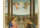 A Milano 'L'Adorazione dei pastori'