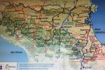 Da febbraio mappa online cammini E-R
