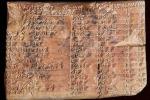 I Babilonesi inventori della trigonometria prima dei Greci