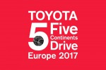 Toyota: parte quarta fase progetto Five Continents Drive