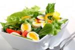 L'insalata ama l'olio, cosi' regala il meglio delle verdure