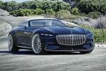 A Peeble Mercedes-Maybach 6 Cabriolet per stupire i Vip