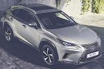 Passerella tedesca per nuovo Lexus NX e per CT restyling