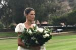 Bianca Balti in abito da sposa firmato Dolce e Gabbana: le foto delle sue seconde nozze