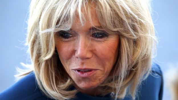 Brigitte Macron, Emmanuel Macron, Sicilia, Mondo