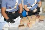 La casa trasformata in un laboratorio per la droga, arrestato 28enne a Gela
