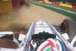 Formula Uno, incidente per Felipe Massa durante le prove libere: il video