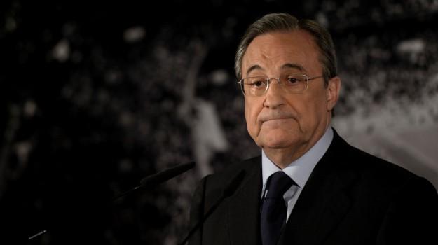 calciomercato, real madrid, Cristiano Ronaldo, Florentino Perez, Messina, Sport