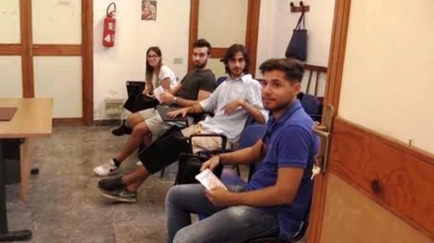 LAVORO, servizio civile, Palermo, Economia