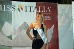 """Gloria da Favara alla finale regionale: """"Miss Italia è il mio sogno fin da bambina"""""""