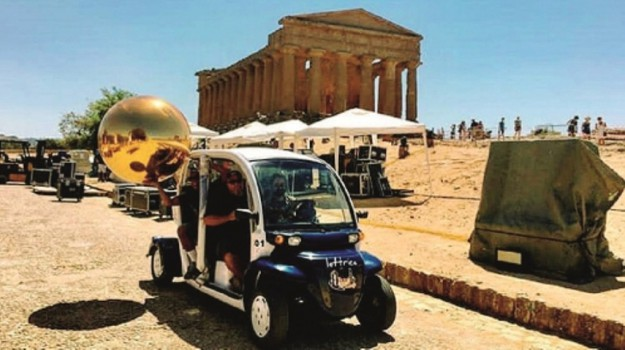 google camp valle dei templi, Agrigento, Società
