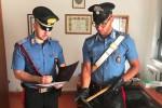 Ferisce il vicino a martellate per un parcheggio, arrestato a Misilmeri