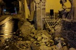 Crolli e morti, le immagini da Ischia. E scoppia la polemica con i geologi