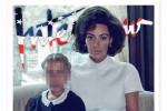In posa come Jackie Kennedy, Kim Kardashian first lady per un giorno
