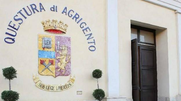 canicattì, furto di un trattore, Vincenzo Pinto, Agrigento, Cronaca