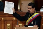"""Venezuela, Maduro sfida il mondo: """"Voglio incontrare Trump a New York"""""""