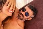 Da due anni insieme, Max Biaggi e Bianca Atzei festeggiano in vacanza