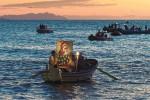 A Custonaci rivive la magia dello sbarco della Madonna
