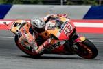 In Austria pole per Marquez, Valentino Rossi partirà settimo