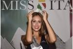 La messinese Maria Celeste Corona alle prefinali nazionali di Miss Italia