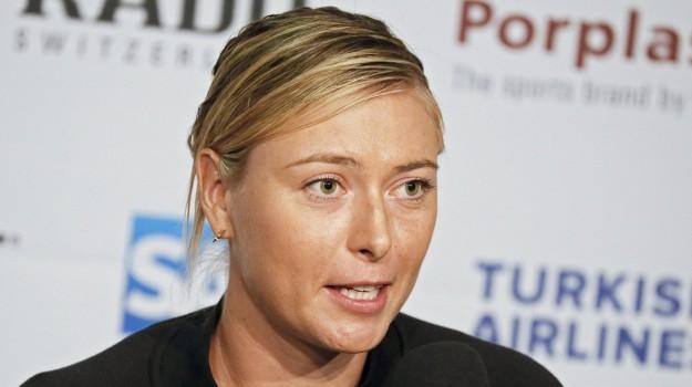 La tennista russa Sharapova implicata in uno scandalo immobiliare