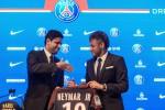 """Neymar, la presentazione al Psg: """"Non l'ho fatto per soldi, il mio cuore mi ha portato a Parigi"""""""
