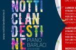 """Musica, arte e spettacoli: a Termini Imerese è tempo di """"Notti clandestine"""""""