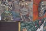 A Palermo torna al suo splendore storico pannello artistico di Melandri