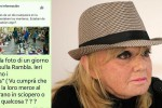 Vù cumprà sulla Rambla, Rita Pavone ritwitta la bufala ed è pioggia di critiche