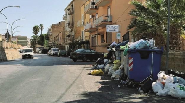 emergenza rifiuti agrigento, Agrigento, Cronaca