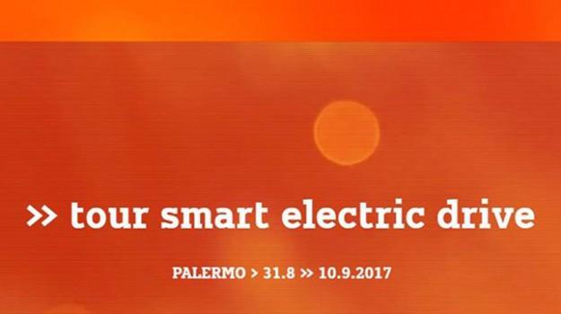 smart tour, test drive su strada, Palermo, Società