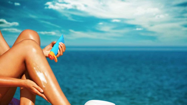 proteggere la pelle in spiaggia, solari artigianali, Sicilia, Società