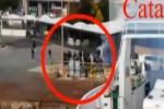 Catania-Cavese, scontri fra tifosi: emessi 14 daspo