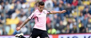 Bari-Palermo 0-3, diretta dal San Nicola Eurogol di Coronado, i rosa dilagano