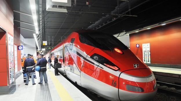rete ferroviaria siciliana, Trenitalia, Sicilia, Economia