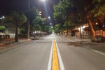 """Nuovo sistema di illuminazione """"Smart Street"""" all'Università di Palermo - Le foto"""