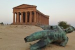 L'Iliade in scena alla Valle dei Templi: per la prima volta uno spettacolo all'alba