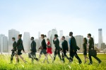 Camminare a passo svelto e' un toccasana per la salute