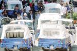 Spintoni e offese durante un controllo su un'apecalesse, vigili assediati a Palermo
