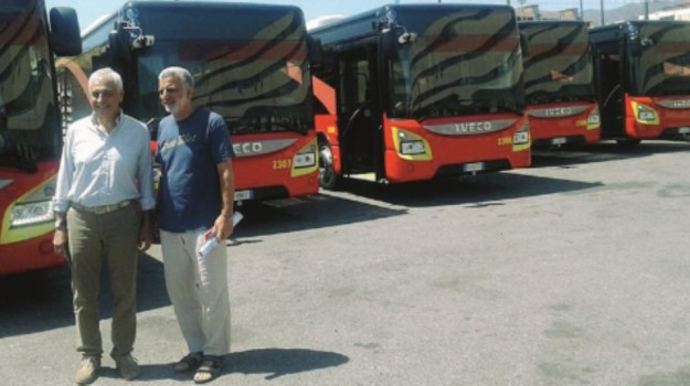 bus a messina, Messina, Cronaca