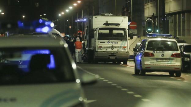 attacco bruxelles, Isis, Sicilia, Mondo