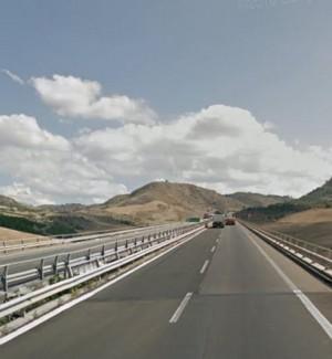 Lavori sulla A19, chiuso fino al 28 ottobre il tratto tra Enna e Ponte Cinque Archi
