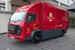 Poste britanniche puntano sull'elettrico per consegna pacchi