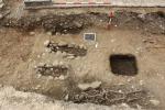 Cividale, scoperto sepolcreto longobardo