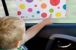 In auto d'estate i bimbi sono a rischio colpo di calore
