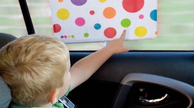 colpo di calore, viaggio bambini caldo auto, Sicilia, Società