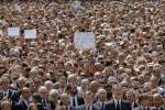 """""""Non ho paura"""": la risposta di Barcellona agli attacchi dei terroristi - Foto"""