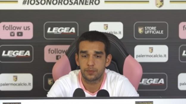 infortunio bellusci, palermo calcio, Giuseppe Bellusci, Palermo, Qui Palermo