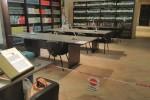 Calcinacci dal tetto, chiusa la biblioteca di Mazara